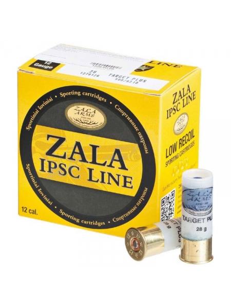 Набій кульовий Zala Arms IPSC Target Plus, 12/67, 28 г