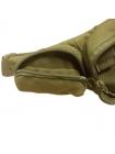 Сумка поясна пістолетна Anethum «бананка» / колір: койот