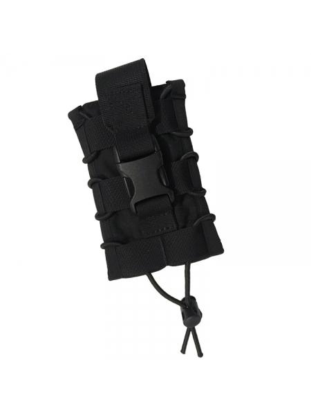 Підсумок для телефона TurGear TacToTel, розмір L / Black