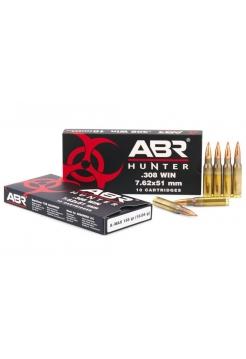 Набій нарізний ABR Hunter .308 Win (7.62x51) A-MAX / 10.04 г, 155 gr
