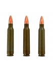 Набій нарізний мисливський БПЗ .223 Rem (5.56х45) HP / 3.56 г (55gr)