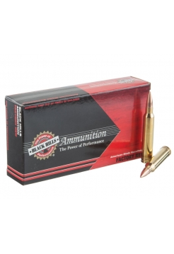 Набій нарізний Black Hills .300 Win Mag HP BT / 190 gr