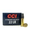 Набій нарізний CCI Standart Velocity .22LR (.22 Long Rifle) / 2.59 г, 40 gr