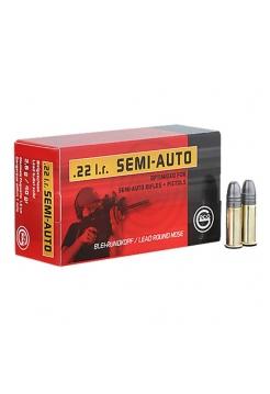 Набій нарізний Geco RUAG Semi-Auto .22LR / пуля BR / 2.6 г, 40 gr