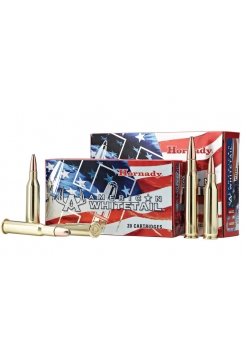 Набій нарізний Hornady AW .30-06 Sprg / Interlock Spire Point / 9.72 г, 150 gr