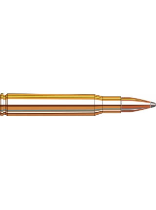 Набій нарізний Hornady AW .30-06 Sprg / Interlock Spire Point / 9.72 г, 150 gr