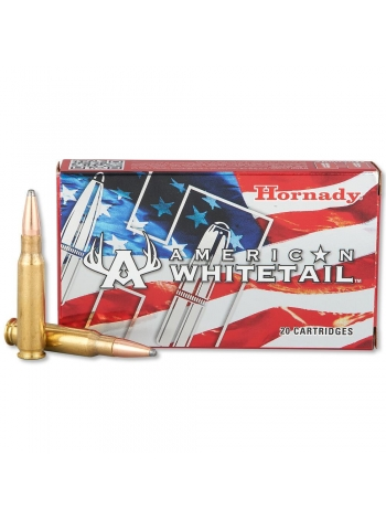 Набій нарізний Hornady AW .308 Win (7.62x51) Interlock Spire Point / 9.72 г, 150 gr