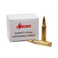 Набій нарізний Mesko / .223 Rem (5.56х45) / FMJ / 3.56 г, 55 gr