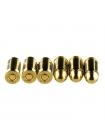 Набій нарізний спортивний Sellier&Bellot 9мм (9х18) FMJ / 6.1 г (94 gr)