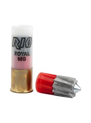 Набій кульовий RIO Royal MG New 12/70, 37 г
