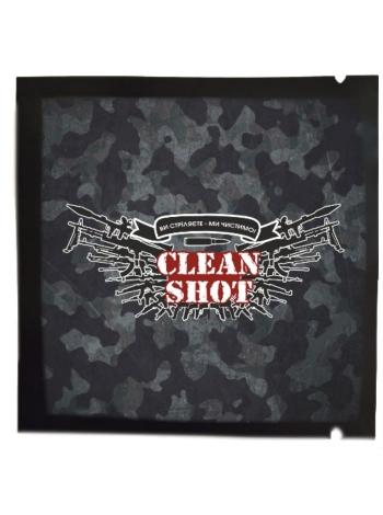 Серветка для чищення зброї Clean Shot / 1 шт.