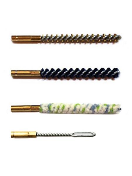 Набір насадок для чищення травматичної зброї калібру 6 мм