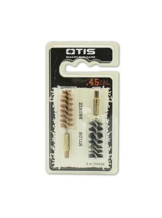 Набір йоржиків OTIS .45 Bore Brush 2 Pack (бронзовий і нейлоновий)