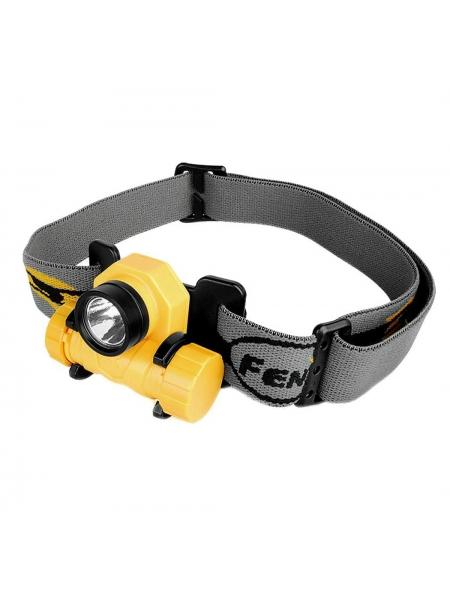 Ліхтар налобний Fenix HL21, жовтий