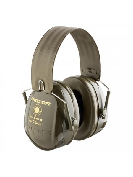 Навушники стрілецькі 3M Peltor Bull's Eye II (H520F-440-GN), SNR 31 дБ, зелені
