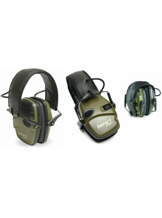 Навушники активні Howard Leight Impact Sport Electronic Earmuffs (NNR 22dB)