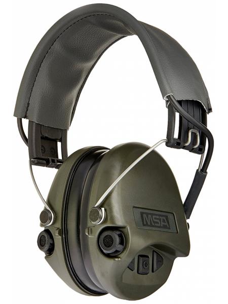 Навушники активні MSA Supreme Pro Green