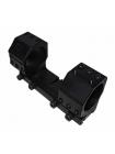 Кронштейн-моноблок МОЛОТ для кріплення оптики 34 мм, нахил 20 MOA