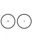 Приціл коліматорний Vector Optics Condor 2x42 Red & Green Dot