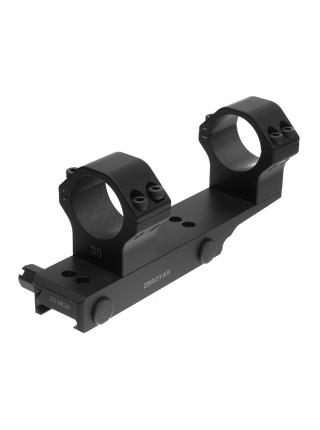 Кронштейн-моноблок ZBROYAR для кріплення оптики, 30 мм, нахил 20 МОА