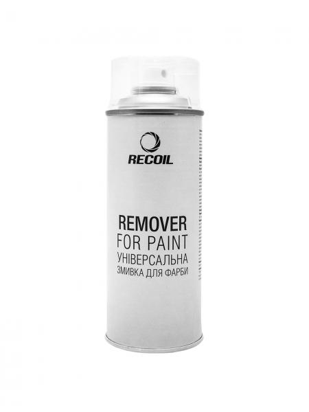 Змивка для фарби універсальна Recoil Paint Remover