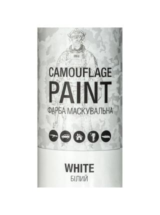 Фарба маскувальна аерозольна Recoil (БІЛА МАТОВА / WHITE)