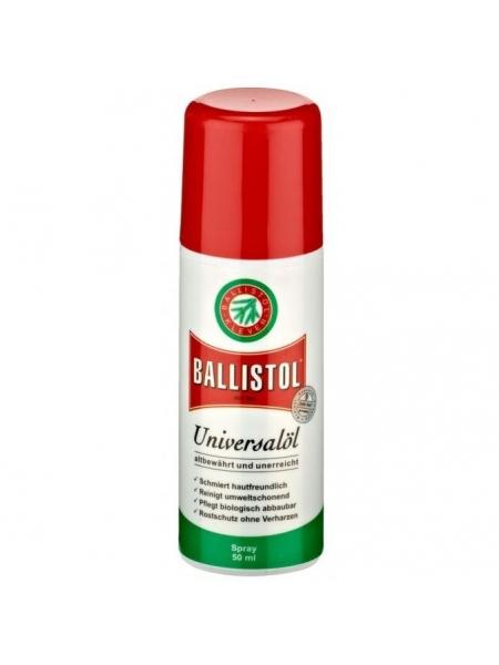 Масло збройове Klever Ballistol, 50 мл / спрей