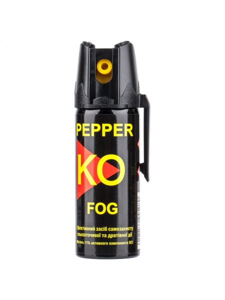 Газовий балончик Klever Pepper KO Fog, 50 мл
