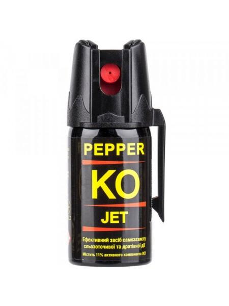 Газовий балончик Klever Pepper KO Jet, 40 мл