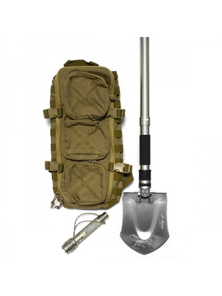 Тактична лопата Kyson KS-843