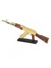 Міні-репліка автомата Калашнікова Goat Guns AK-47 Goldilocks