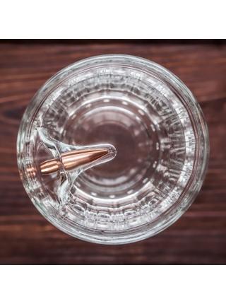 Стакан гранований зі справжньою кулею 7.62 мм