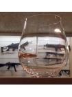Бокал для вина зі справжньою кулею к-ру .30-06