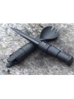 Тактична ложка-ніж-виделка Ka-Bar 9909 Tactical Spork