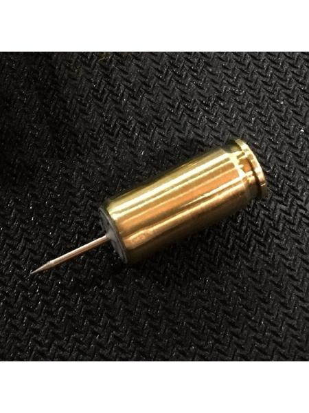 Кнопка сувенірна «Гільза 9 мм»