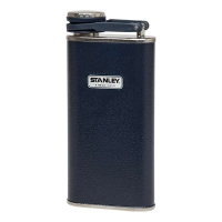 Фляга Stanley Classic Wide Mouth Flask, 240 мл / колір: Mate Black