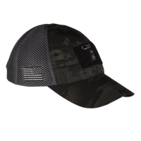 Кепка NineLine American Made Drop Line Hat – Black Multicam