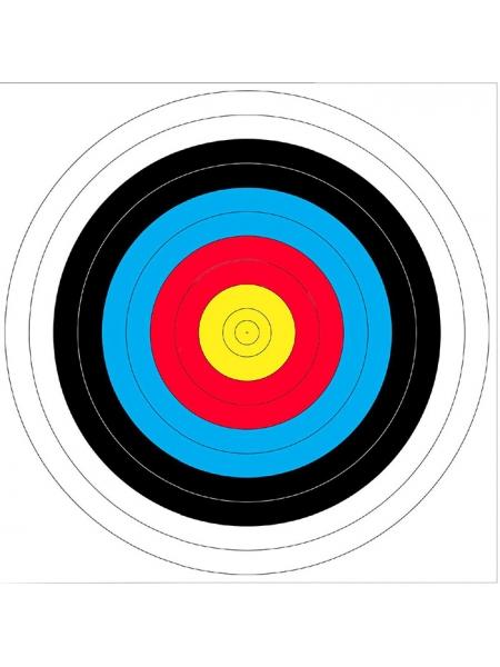 Мішень для метальної зброї (лука, арбалета), діаметр 60 см