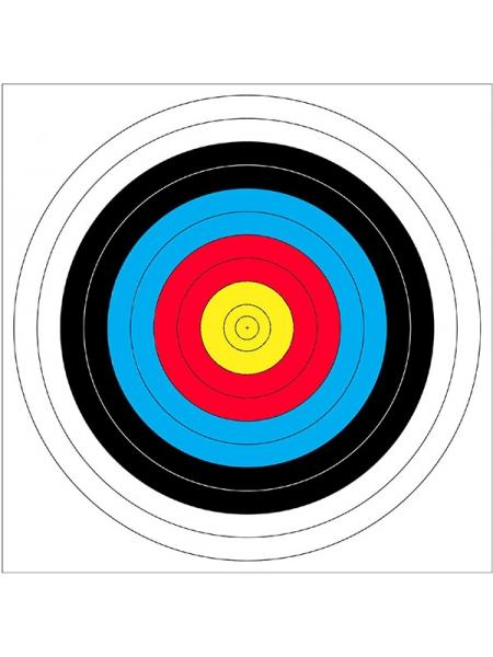 Мішень для метальної зброї (лука, арбалета), діаметр 40 см