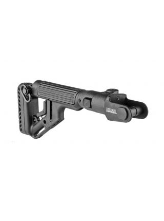 Приклад Fab Defense UAS-AKMS складаний з регульованою щокою для АКМС