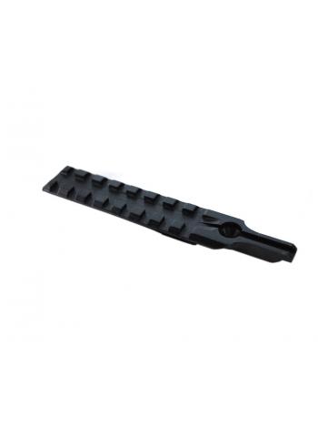 Планка Picatinny для АК довга, 123 мм