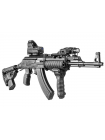 Приклад Fab Defense GK-MAG з 10 зарядним магазином АК