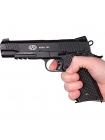 Пістолет пневматичний SAS M1911 Tactical Blowback 4.5 мм