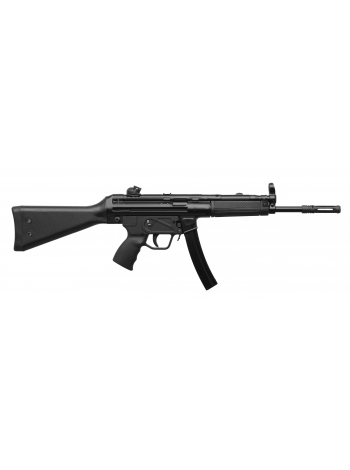Карабін MKE T-94A2 9 мм (9х21) / ствол 27 см / полум'ягасник, фіксований приклад, 2 магазини