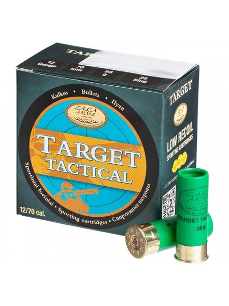 Набій кульовий Zala Arms Target Tactical, 12/70, 28 г
