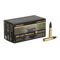 Набій нарізний Fiocchi .300 AAC Blackout (7.62x35) куля Solid / 7.1 г, 110 gr