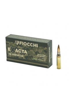 Набій нарізний Fiocchi .308 Win (7.62х51) HPBT SMK / 11.34 г, 175 gr