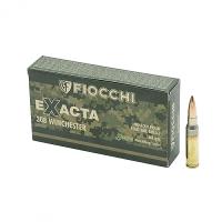 Набій нарізний Fiocchi .308 Win (7.62х51) HPBT SMK / 10.89 г, 168 gr