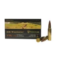 Набій нарізний Fiocchi .308 Win (7.62х51) SP / 11.66 г, 180 gr