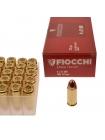 Набій нарізний мисливський Fiocchi 9мм (9х21) FMJ / 8.0 г (124 gr)